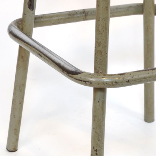 WL26 - Industriële kruk- tekenstoel -1965