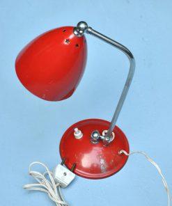 WC26- LVB tafellampje jaren 50