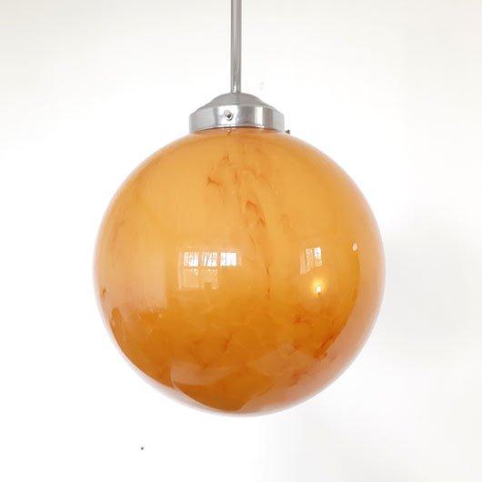 SG26 - Bol - Marmer glas - 2 stuks - p/p/s