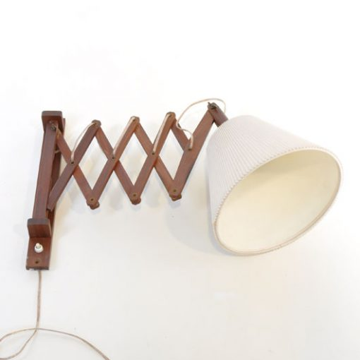 VM26 - Scharnierlamp 60's - Schaarlamp