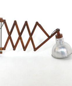 TL26 - Scharnierlamp 60's - Schaarlamp -VERKOCHT