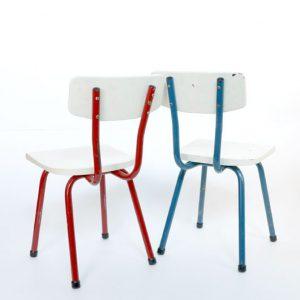 VL26. Kinderstoeltjes jaren 50-60