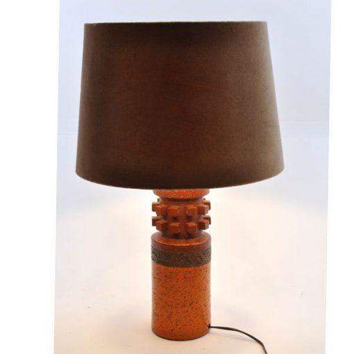 XA08- Tafellamp van Keramiek