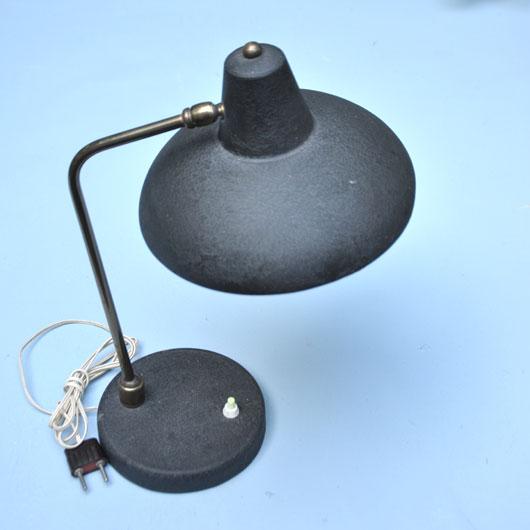 WC27- Philips tafellamp jaren 50