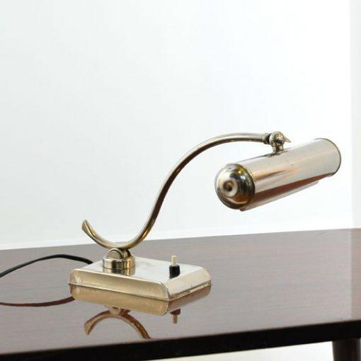 TN27- art deco pianolamp VERKOCHT
