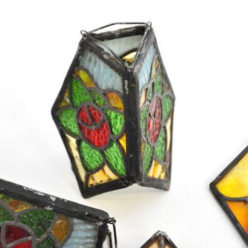 TN28 -Jugendstil - glas in lood