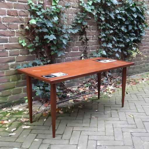 SF29 - Coffeetable - salontafel - 60's - VERKOCHT
