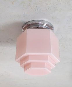 RH29 - Art -Deco - plafondlamp - VERKOCHT