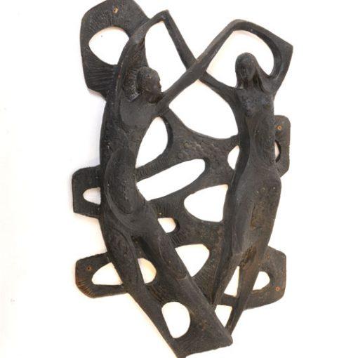 WN29- Brutalistisch plastiek-1960