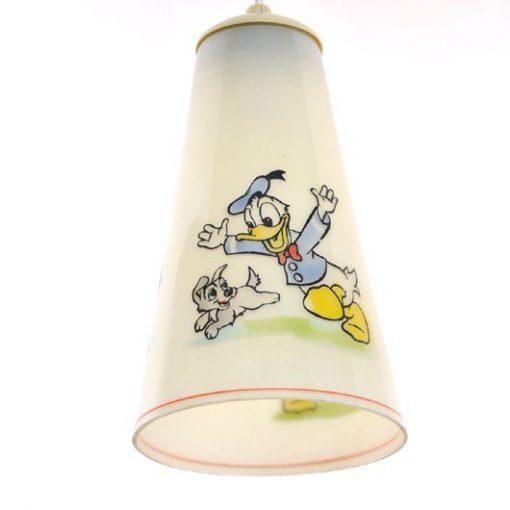 WD30- Donald Duck lamp VERKOCHT