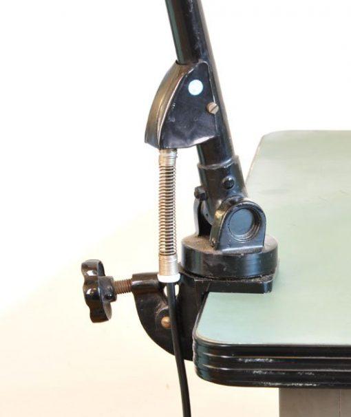 WG30. SIS- Industriële- tafellamp VERKOCHT