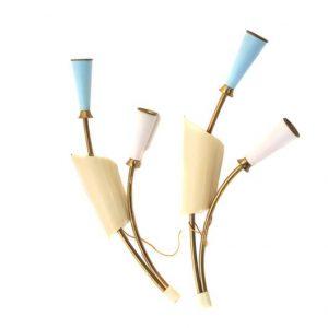 VM31-Wandlampen jaren 50