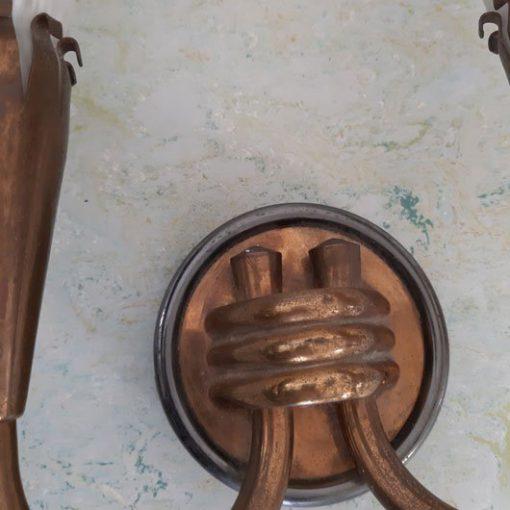 RN31 - Maison Jansen Style -wandlampen - Regency Sijl