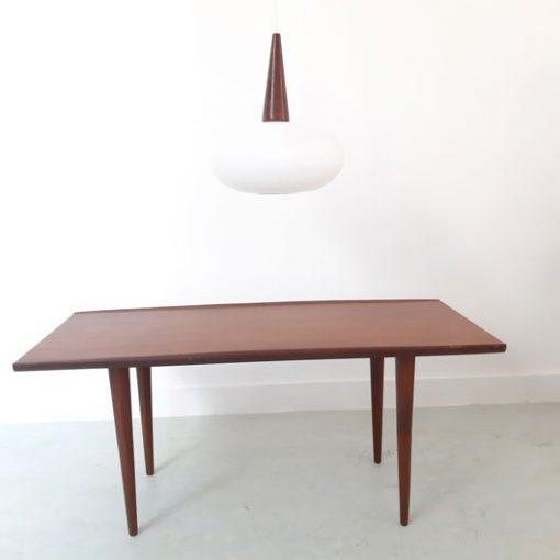 RH31 - Coffetable - salontafel - teak