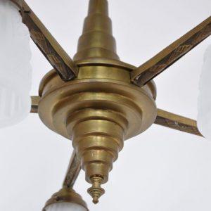 TK32 - Art Deco Hanglamp VERKOCHT