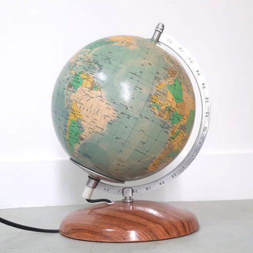 SH32 - Globe Glas -jaren 60 - VERKOCHT