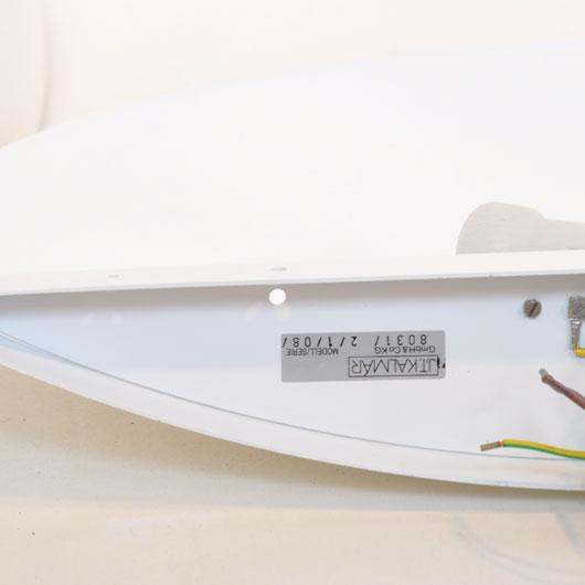 VM32 Kalmar wandlampen