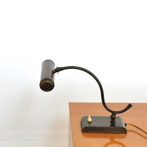 TG32 - Piano lamp - koperen VERKOCHT