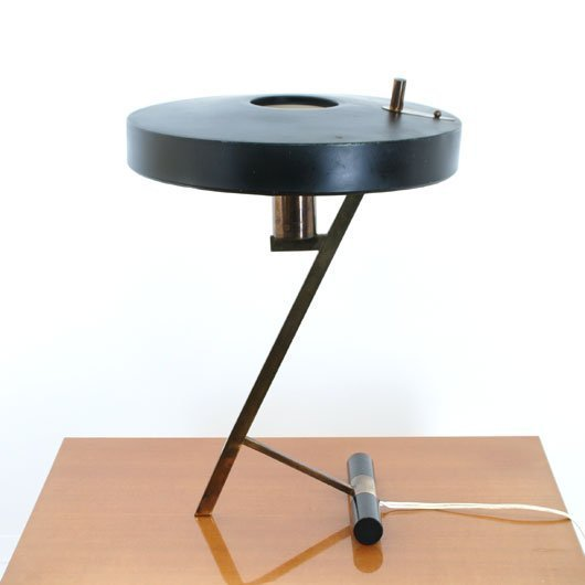 TG33 - PHILIPS Z lamp - tafellamp - Louis Kalff -VERKOCHT