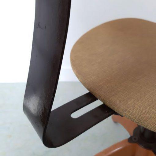 RM33 - Bureaustoel BOHLER - ORIGINAL - draaistoel