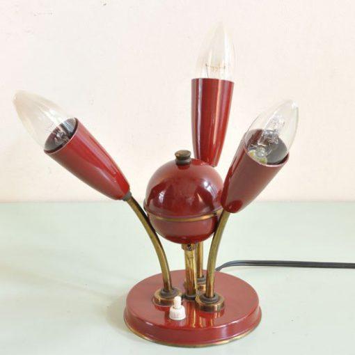 WF33- jaren 50 tafellamp