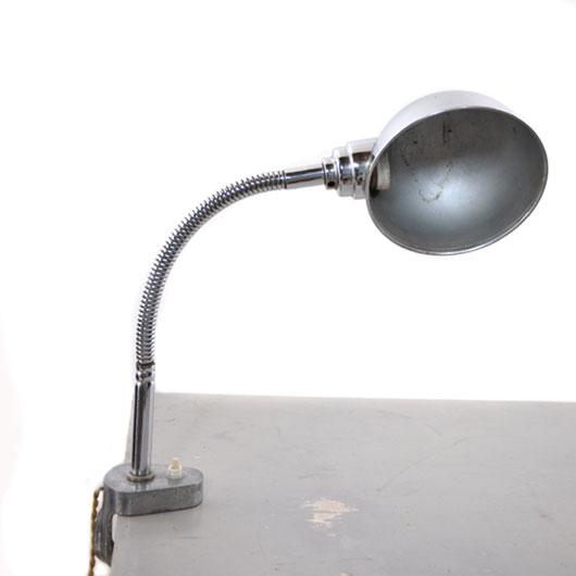 VM33- Klemlamp tafellamp
