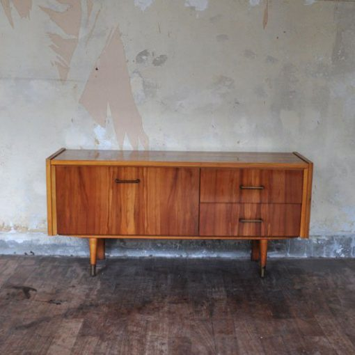 TL33. Low sideboard - Laag kastje jaren 60 VERKOCHT