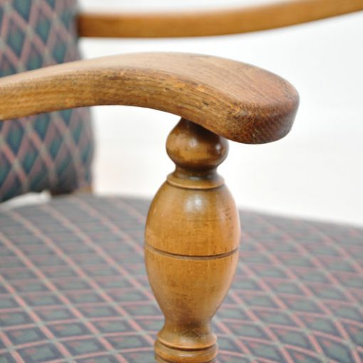 VG33 - Leuke oude vintage fauteuil