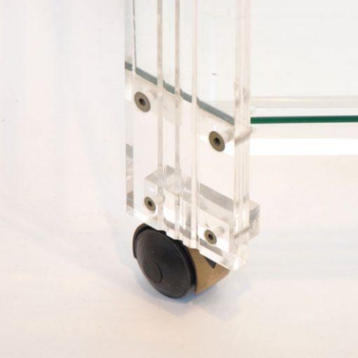 VK33- Trolley plexiglas- 1980