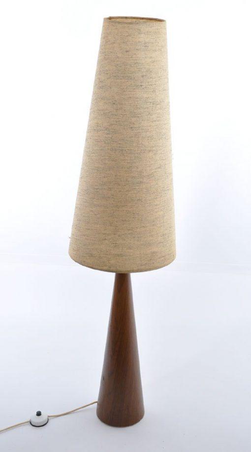 WD35-Vloerlamp 70's - VERKOCHT