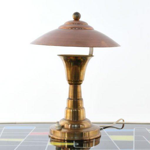 TM35 Art Deco Tafellamp Desklamp