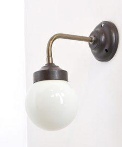 TN35- Bakelieten wandlamp jaren 50 VERKOCHT