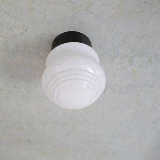 RH35 - Jaren 30 -50 - lampen bolletje