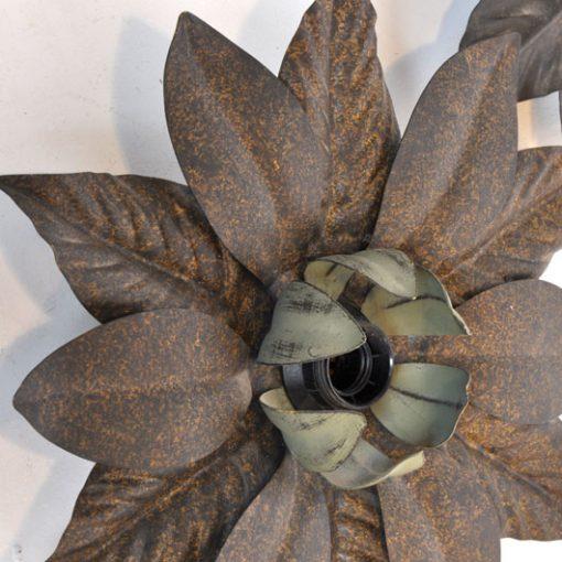 WM36 -Bloemen lampjes VERKOCHT