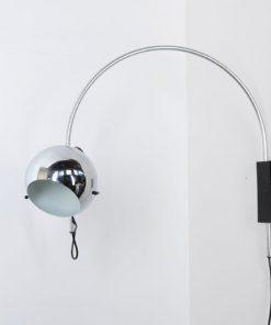 TN36 - Wandbooglamp jaren 60- Gepo - VERKOCHT