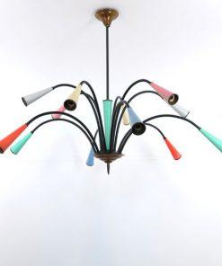 TE36 - Sprietlamp jaren 50 VERKOCHT