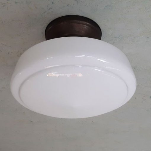 RM37a - Philips Plafondlamp Jaren 30 -Art Deco