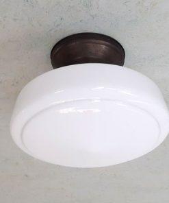 RM37b - Philips Plafondlamp Jaren 30 -Art Deco