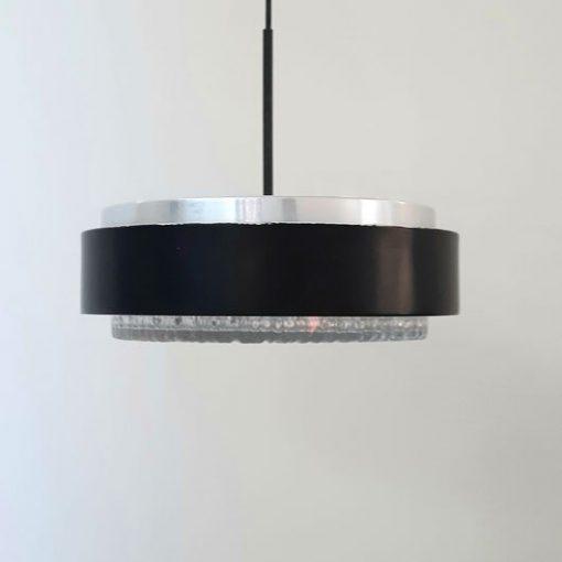 RH37 - Philips hanglamp jaren 60 - Pendant Lamp Philips 60's