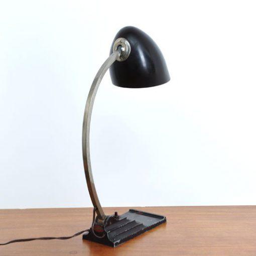 TK38 - ERPE Bakelieten bureau lamp - VERKOCHT