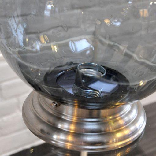 XA38. Houder nieuw- glas 1960- VERKOCHT