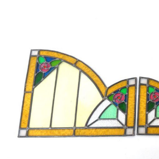TD38 - Glas in lood - stained glass