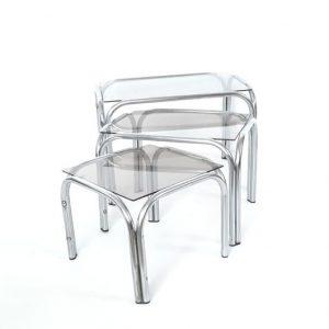 RL38 - Nest tafeltjes - Jaren 70