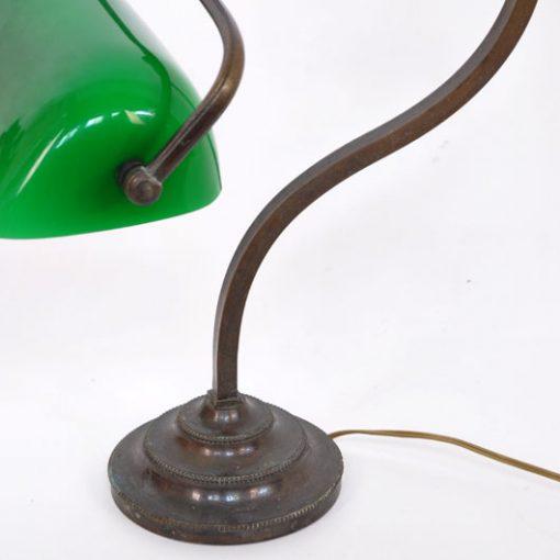 VL39- Bankierslamp Notarislamp VERKOCHT