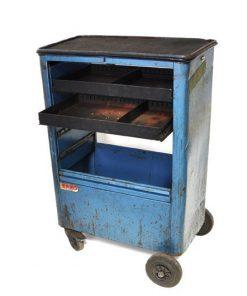 TH39 - Mobiele Garage werkbank - Gereedschappen wagentje