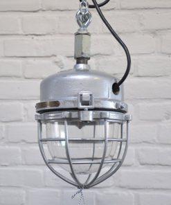 WN39- Vintage Kooilamp VERKOCHT