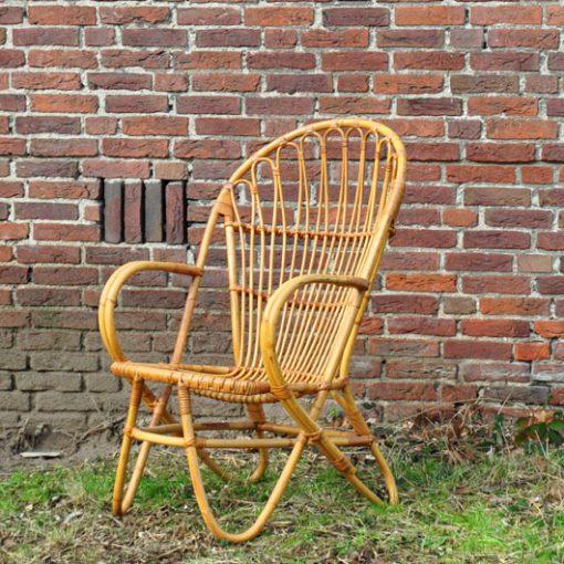 SL39 - Rotan stoel