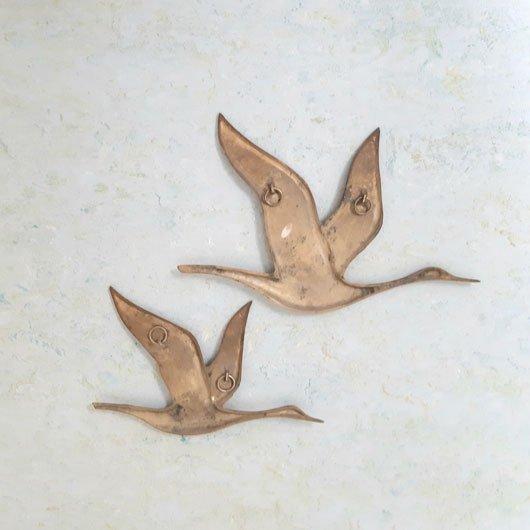 RK39 - Vogels - wanddecoratie -jaren 70