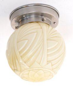 WM40 - Art Deco glas, jaren 30 VERKOCHT