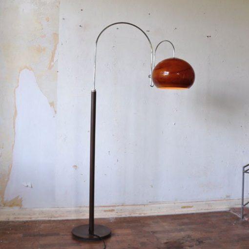 VB40 Booglamp Arc lamp - Seventies VERKOCHT